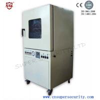 Lab Vacuum Dry Oven Stainless Steel , Inert Gas Vlave , 250L 4000W