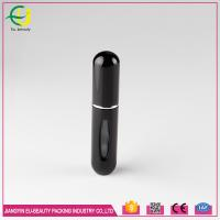 Wholesale Black  Purple Rocket Shape perfume bottles , purple perfume glass bottle manufacturer from china suppliers