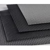 Wholesale Australian Crimsafe Security 11x11 Fly Screen Mesh Window Black Powder Coated from china suppliers