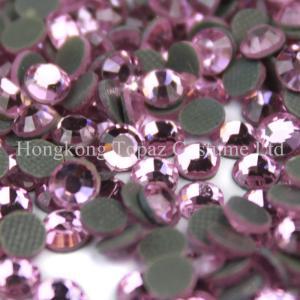 Wholesale korean rhinestones good quality korea flat back hotfix stone from china suppliers
