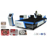 Wholesale 500W Sheet Metal Laser Cutting Machine 500W~3000W Fiber Laser Cutter from china suppliers