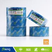 Wholesale 48mm Super Clear BOPP Adhesive Packing Tape with High Tensile from china suppliers
