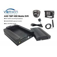 Wholesale 12 V Car CCTV DVR System 720P Mobile DVR AHD 1.3MP Security Cameras from china suppliers