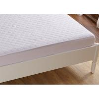Wholesale Toddler Anti Allergy Foam Mattress Protector White Water Resistant from china suppliers