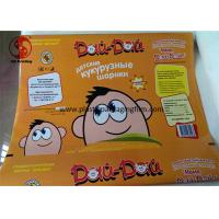 Wholesale Matte Finished Multi Color Printed Packaging Film WIth Water Proof BOPP / PE Material from china suppliers