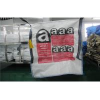Wholesale heavy duty U-panel bags and with blue side stitch lock from china suppliers