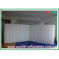 Wholesale Inflatable Partition Wall /  Blown Up Led Light Joint Wall For Wedding from china suppliers
