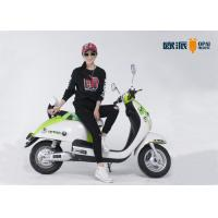 Wholesale Newly Design Electric Pedal Moped , Ladies Electric Scooter Long Range from china suppliers