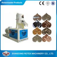 Wholesale Flat die wood machine wood pelletizing equipment stainless alloy steel from china suppliers