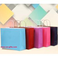 Wholesale Multicolor Recyclable Kraft Paper Luxury Party Gifts Bag With Handles Cheap Bag Paper Bag from china suppliers