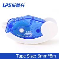 Wholesale Ultra Thin PET Transparent Permanent Glue Tape Eco Friendly Mini Size from china suppliers