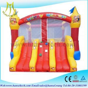 Buy cheap Hansel fantastic monkey intex inflatable slide in backyard from wholesalers