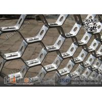 "Wholesale AISI316 Hexmetal with Bonding Hole | 1"" depthX14 gauge 