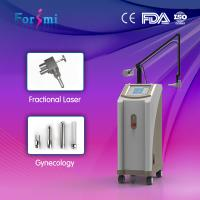 Wholesale 40W Skin rejuvenation acne removal seven scan modes 1~100ms pulse width Carbon dioxide  fractional  laser from china suppliers