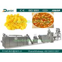 Wholesale 2017 Ditalini Making Machine , Pasta Production Line With 300kg/H from china suppliers