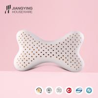 Wholesale High quality custom bone shape car seat pillow head rest neck pillow from china suppliers