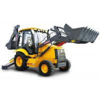 Wholesale Construction Project Big Compact Tractor Loader Backhoe 21 Mpa Max Systemic Pressure from china suppliers