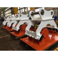 Wholesale Vibratory Rammer Hydraulic Compactors For Excavators NM400 + Q345B Material from china suppliers