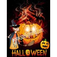 Wholesale Halloween T-Shirt, EL Panel for Halloween from china suppliers