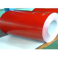 Wholesale DX51D 600-1250mm Width Prepainted Galvanized Steel PPGI Prime Steel Coil from china suppliers
