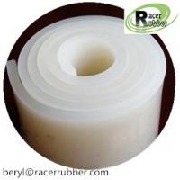 Wholesale High Temperature Soft Silicone Rubber Sheet from china suppliers