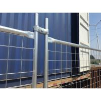 Wholesale AS4687-2007 factory hot dipped galvanized removable portable temporary construction fence panel hot sale from china suppliers