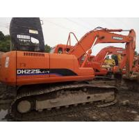 Wholesale doosan excavator DH225LC-7 from china suppliers
