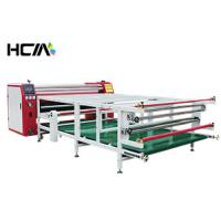 Wholesale Outdoor Tent Rotary Heat Printing Machine , Large Format Heat Press Machine Sublimation from china suppliers