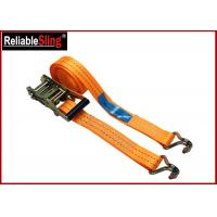 Wholesale High Strength Ratchet Tie Down Strap For Trucks Color Customized with Claw hook from china suppliers