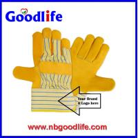 Wholesale Different quality cow leather gloves for option for industrial workers from china suppliers