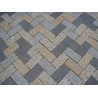 Buy cheap Mixed-Colored Granite Landscaping stone, Granite pavers from wholesalers