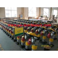 Wholesale Gasoline honda power earth sand soil wacker impact jumping jack multiply compactor tamper from china suppliers