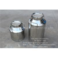 Wholesale Heat Preservation Milk Bucket Stainless Steel Milk Containers Dairy Equipment from china suppliers