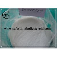 Wholesale Oxandrolone Anavar Powder 99% Oral Cutting Agent Safe Shipping Guaranteed CAS 53-39-4 from china suppliers