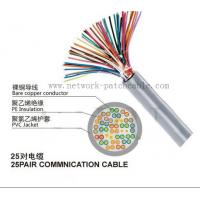 Wholesale jelly RJ11 j45 rj12 Cat3 Telephone Cable Telephone Cable 25 Pairs with CE, RoHS, ISO from china suppliers