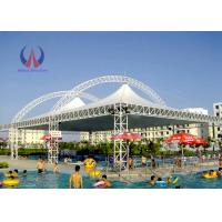 Wholesale Anti - Knock Durable Aqua Park Shade Structures Outdoor Permanent Canopy Storm Resistant from china suppliers