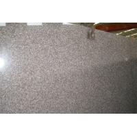 Wholesale Customized G687 Peach Red Granite Window Sill with bullnose , ogee Edge from china suppliers