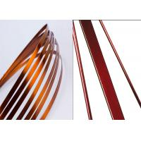 Wholesale Super Thin Enameled Square Copper Wire For High Frequency Transformers from china suppliers