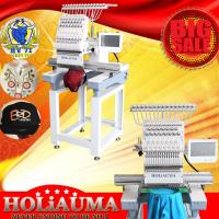 Buy cheap Best DAHAO system single head high speed computer  embroidery machine for sale in karachi from wholesalers