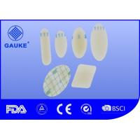 Buy cheap Home Hydrocolloid Adhesive Pads , Hydrocolloid Adhesive Plasters OEM Acceptable from wholesalers