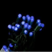 Wholesale G12 Blue LED String Light 25ft(50bulbs) from china suppliers