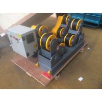 Buy cheap 5T Self Aligning Pipe Welding Rotator / Butt Welding Machine from wholesalers
