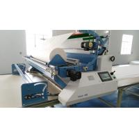Wholesale Double Pulling Medical Gauze Automatic Spreading Machine With Auto Cut Device from china suppliers