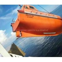 Wholesale 5 F. R. P. Totally Enclosed Lifeboat for Sale marine Life boat from china suppliers