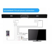 Wholesale 110W Bluetooth Speaker Bar 2.1 Channel With 3D Surround Sound System from china suppliers