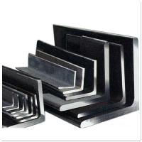Wholesale Bright Silver Steel Angle Bar Cold Bend Profule Angle Steel For Electric Power from china suppliers