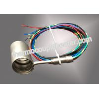 Wholesale Sealed Hot runner coil nozzle heater with K / J thermocouple in high wattge from china suppliers
