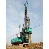 Wholesale Hydraulic Rotary Bored Piling Drilling Machine With 1M Max Drilling Diameter from china suppliers