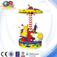 Wholesale Candy Carousel Horse carousel for sale kiddie rides from china suppliers