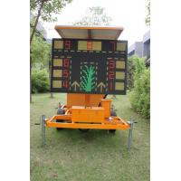Wholesale Trailer Mounted Programmable Led Moving Message Sign For Advertising from china suppliers